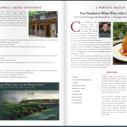 Stonewall Creek Featured in Southern Distinction