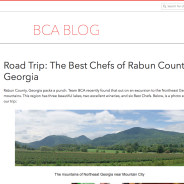 Stonewall Creek Featured in Best Chefs of America Blog