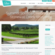 Stonewall Summer Solstice Featured in Culinary Local