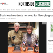 Northside Neighbor features Stonewall Creek awards