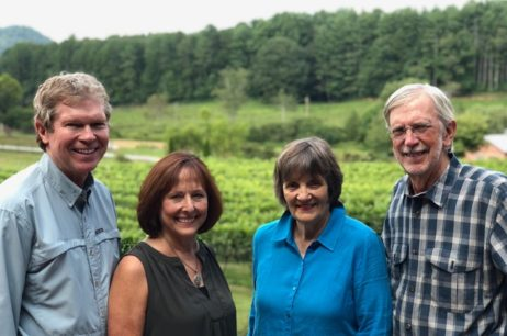 Introducing the New Co-Owners of Stonewall Creek Vineyards