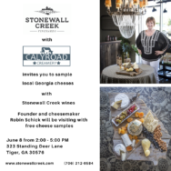 June 8: Local Cheese and Wine Tasting